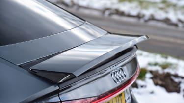 Audi A7 Sportback - rear spoiler