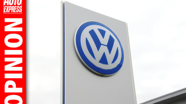 Opinion bad dealers VW