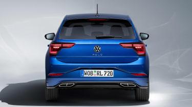 Volkswagen Polo - full rear