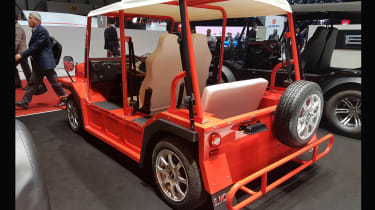 E-Moke rear side