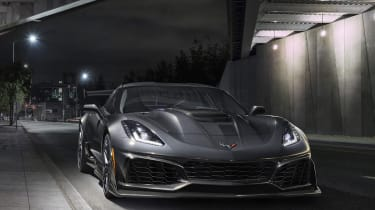 Chevrolet Corvette ZR1 front