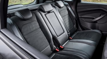 Ford Kuga 2017 - back seats
