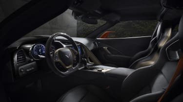 Chevrolet Corvette ZR1 interior
