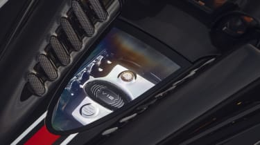 Pagani Huayra BC roadster mode