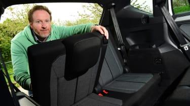 SEAT Tarraco long-termer - first report rear seats