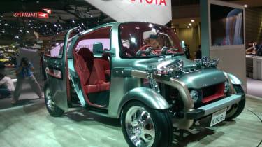 Toyota Kikai concept Tokyo front