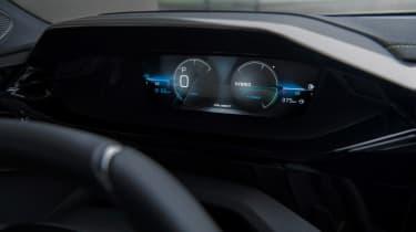 Peugeot 308 - dials