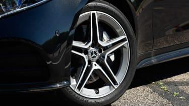 Mercedes CLS 450 - wheel