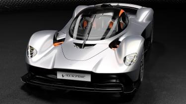 Aston Martin Valkyrie Spirit - front