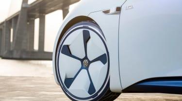 Volkswagen I.D. - wheel