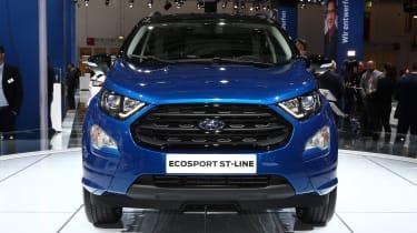 Ford EcoSport - Frankfurt full front