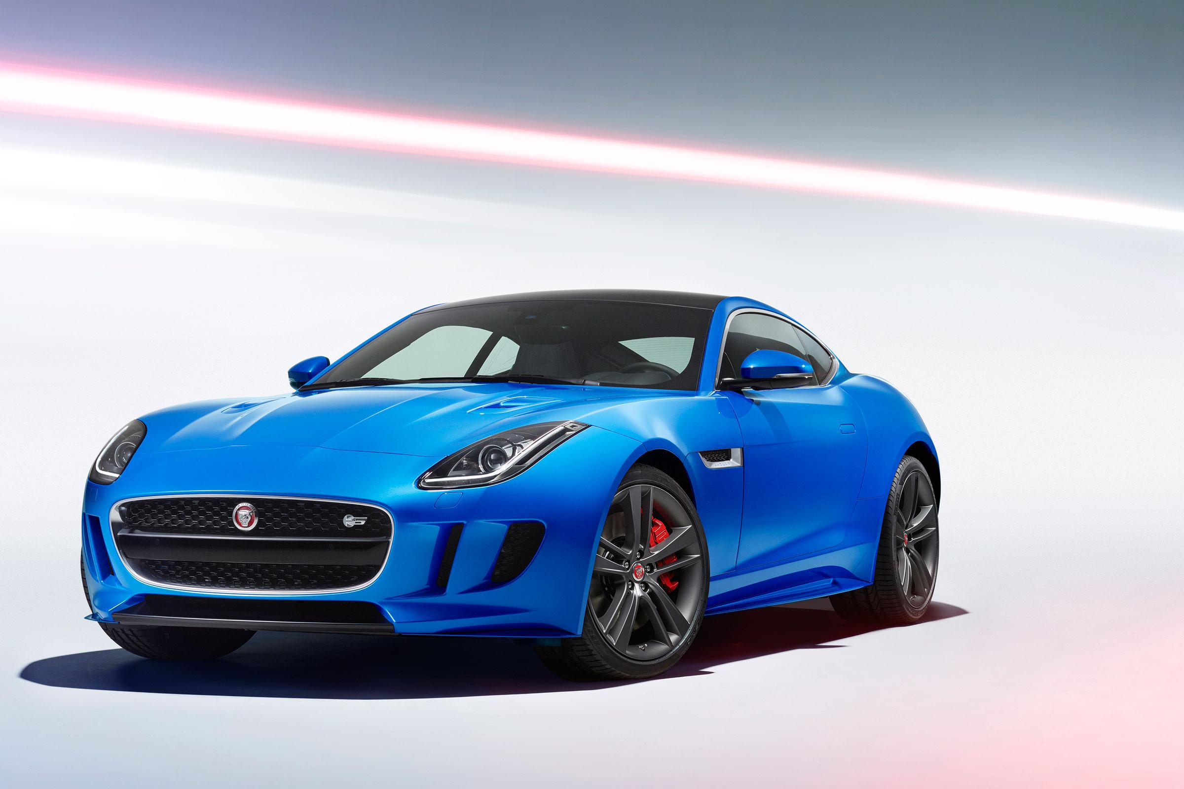 Jaguar F-Type flies the flag with British Design Edition ...