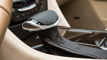 Cadillac CT6 - gearlever