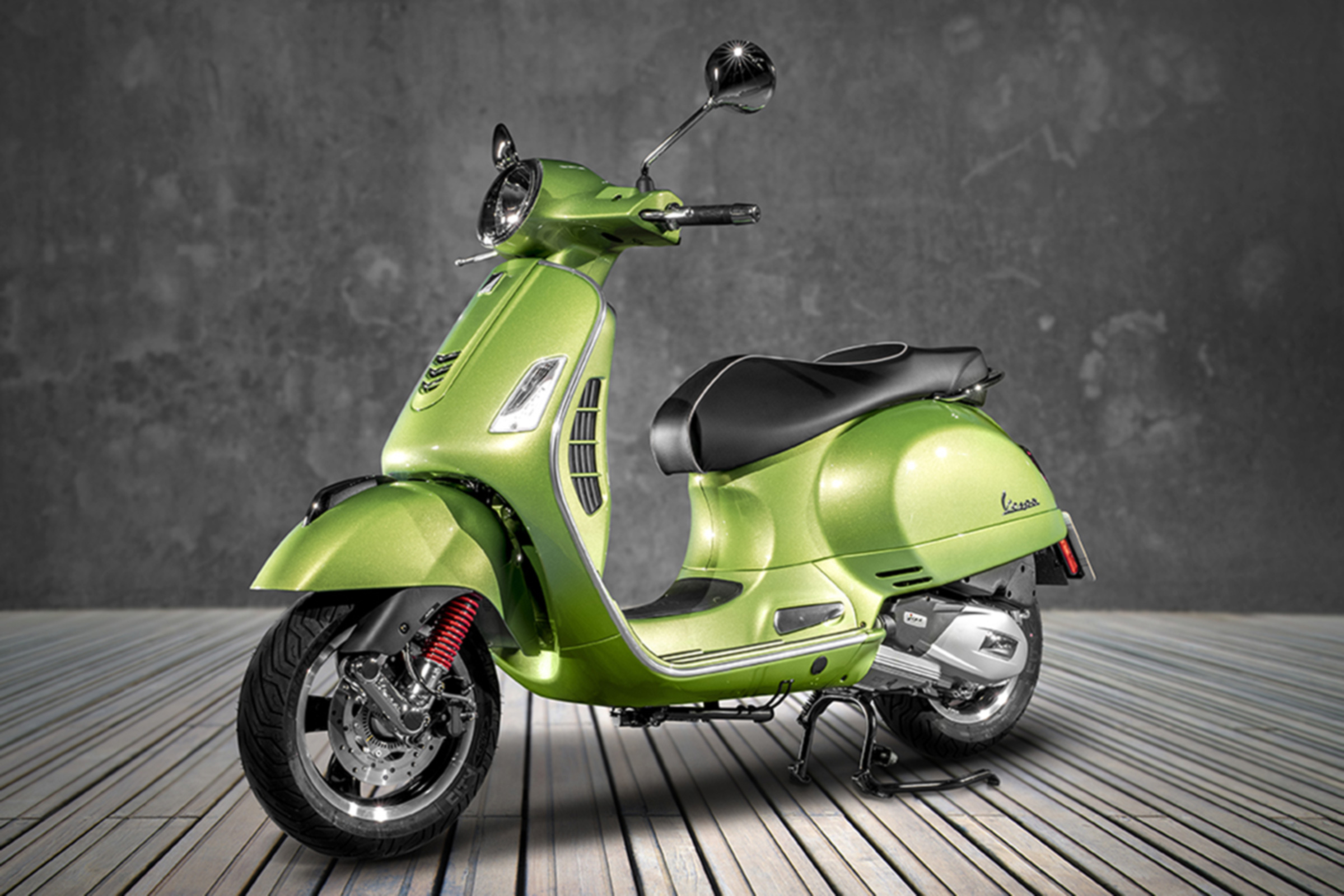 Vespa Gts Review Auto Express