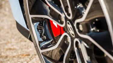 Hyundai i30 N - wheel detail