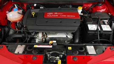 Used Alfa Romeo Giulietta - engine