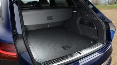Audi e-tron S - boot