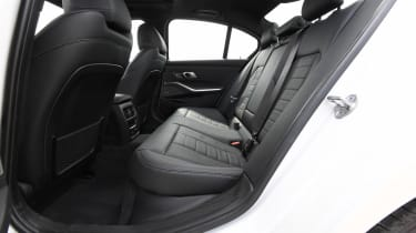 BMW 3 Series - rear seats