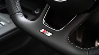 Audi A4 long-term test - steering wheel