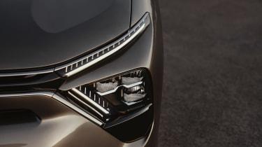 Citroen C5 X - front light