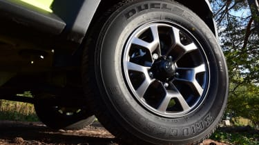 Suzuki Jimny - wheel