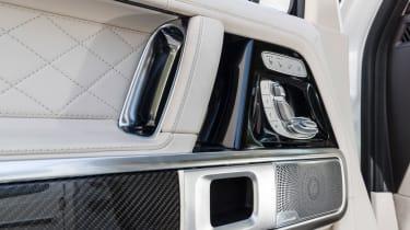 New Mercedes-AMG G 63 - detail