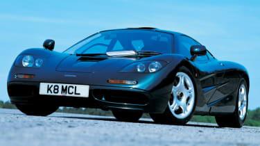 Best hypercars - McLaren F1