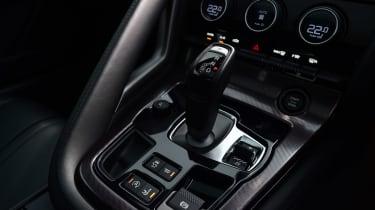 Jaguar F-Type R - centre console