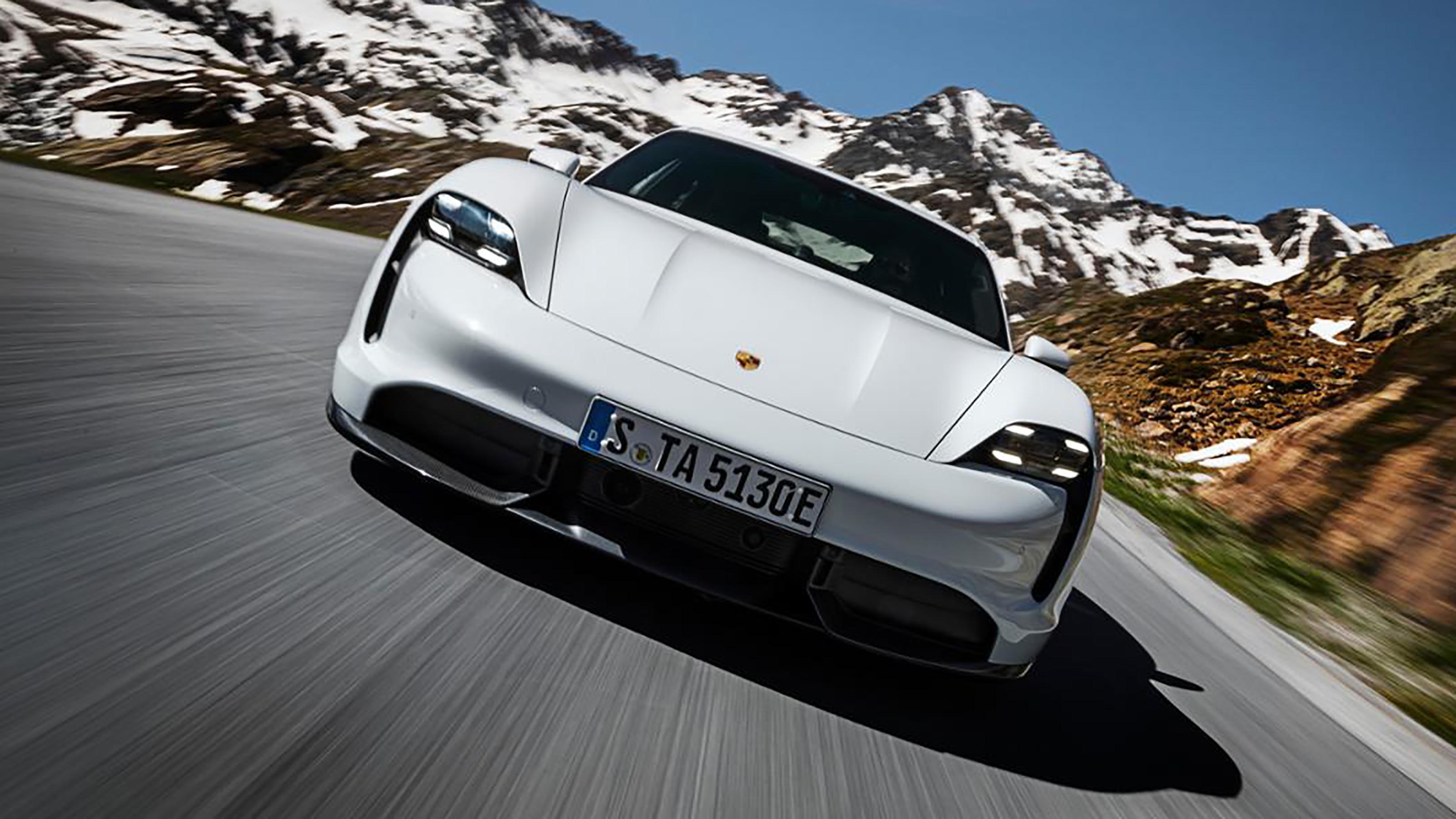 Porsche Taycan Gets Even Quicker Following Software Upgrade Auto Express