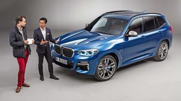 New BMW X3 - James Batchelor