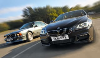 BMW 6 Series vs M635 CSi