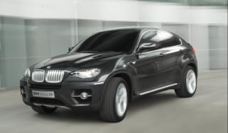 X6 front
