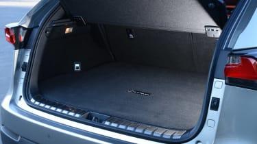 New Lexus NX 2014 boot