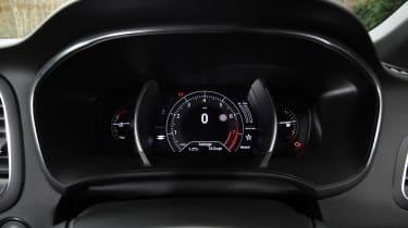 Renault Megane R.S. Trophy - dials