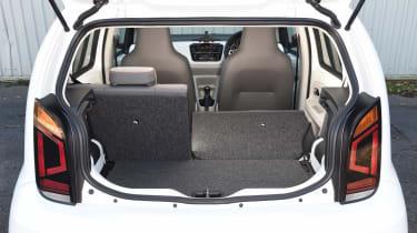 Volkswagen up! 1.0 TSI petrol - boot