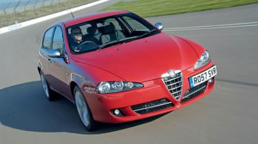 Best cars under £1,000 - Alfa Romeo