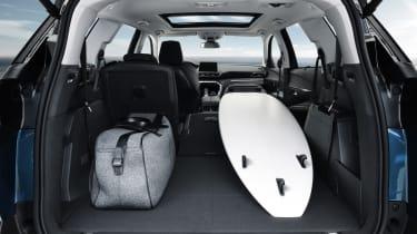 New Peugeot 5008 2016 - rear seats 3