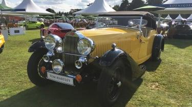 Salon Prive 2017 - Bugatti