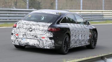 Mercedes-AMG EQS - rear