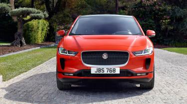 Jaguar I-Pace - full front static