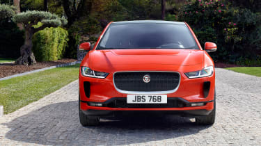 Jaguar I-Pace - full front static