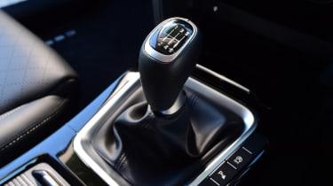 Kia Ceed gearknob