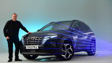 Hyundai Tucson Ultimate Hybrid - first report awards