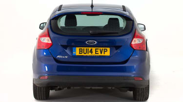 Used Mk3 Ford Focus - full rear