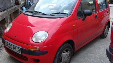 Cosy Coupe replica base vehicle