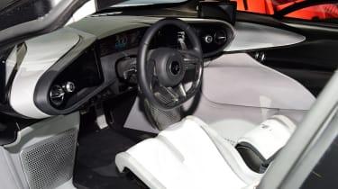 McLaren Speedtail - Geneva dash