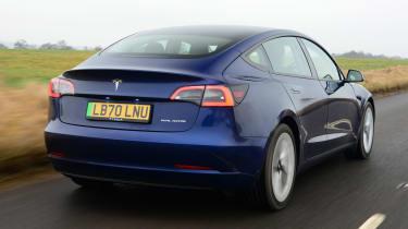 Tesla Model 3 Long Range - rear