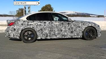 BMW M3 - spyshot 5