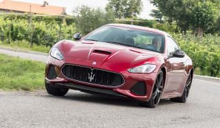 Maserati GranTurismo - front