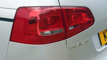 Used Volkswagen Sharan - rear light